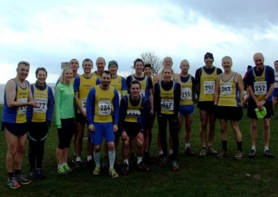 East Yorkshire Cross Country League 2013-2014 Race 6 Sewerby