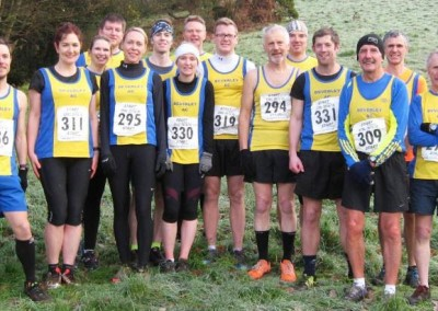 East Yorkshire Cross Country League 2015-2016 Race 3 Sunday 13th December 2015