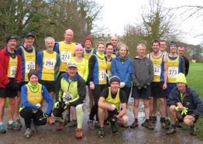 East Yorkshire Cross Country League 2015-2016 Race 4 Sunday 10th January 2016