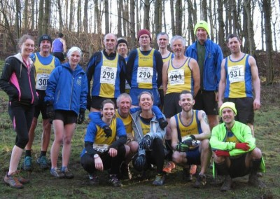 East Yorkshire Cross Country League 2015-2016 Race 5 Sunday 7th February 2016