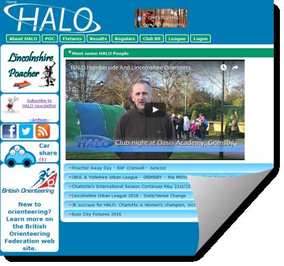 HALO Local Orienteering Club