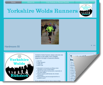 Yorkshire Wolds Runners