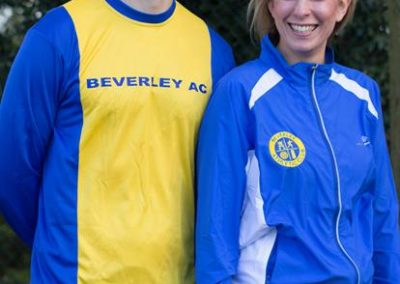 Beverley Athletic Club kit catalogue