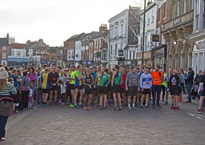 Beverley Lions New Years Day 10k 2019